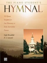 Alfred Student Hymnal